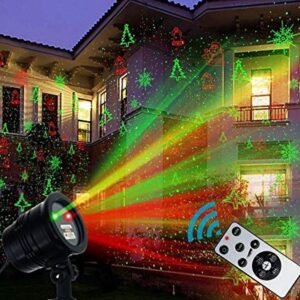 Projetor Led Laser Natal e Balada