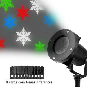 Projetor Led RGB  Natal